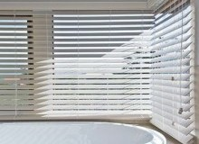 Kwikfynd Fauxwood Blinds areyonga
